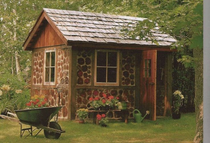 Traditional Garden Sheds Design Ideas Pole Barn Packages Prefabricated Sheds Houses Garden Keter Garage Kits Barns Wooden Storage Buildings Mini House Outdoor Stone Wall                                                                                                                                                                                 More