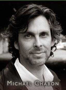 Michael Chabon - favorite author!
