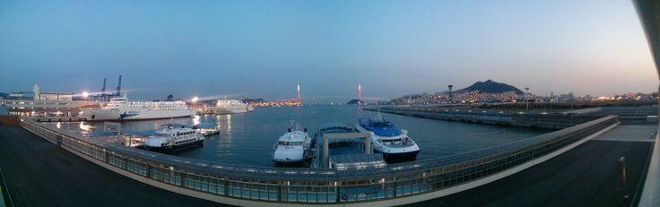 2016-02-05, 부산항 국제여객터미널