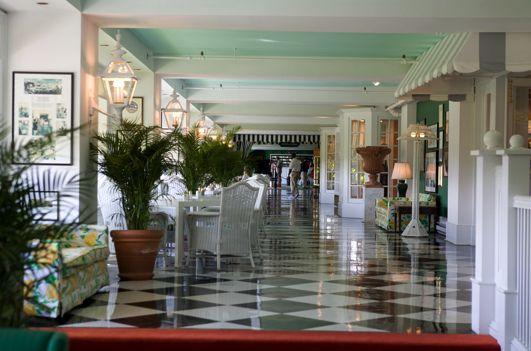 Interior by Grand Hotel - Mackinac Island, via Flickr