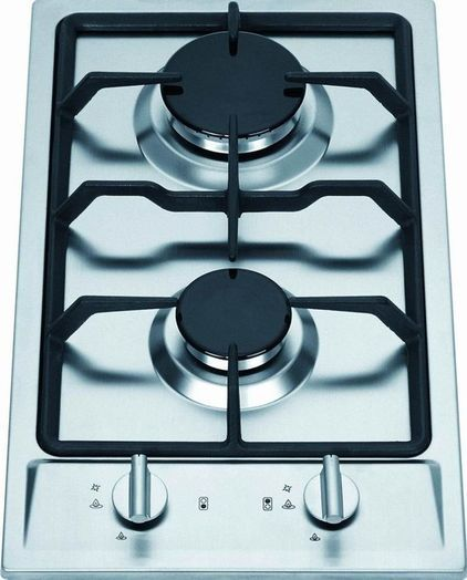 We have a 4 burner stove and Two growing Kids and we NEVER use all 4 Burners... a 2 Burner (plus an electric frypan or Induction Hotplate in the cupboard for emergencies is ALL you need, what do you guys think ???