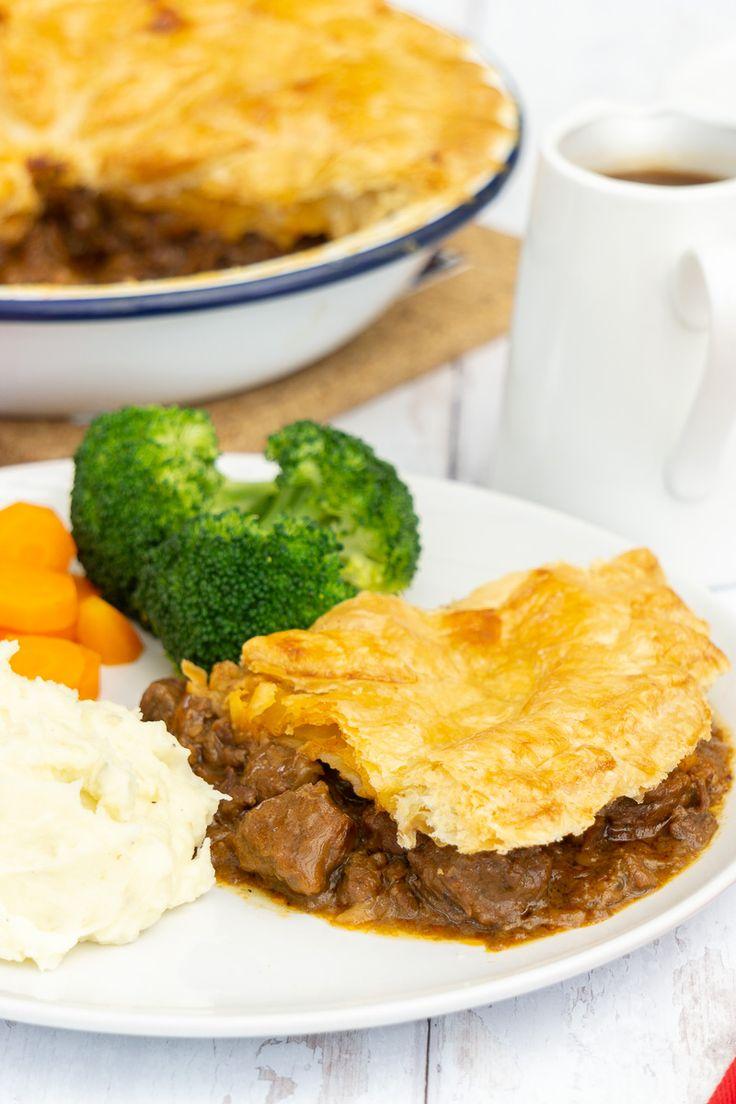 Scottish Steak Pie Recipe | Recipe in 2020 | Scottish ...