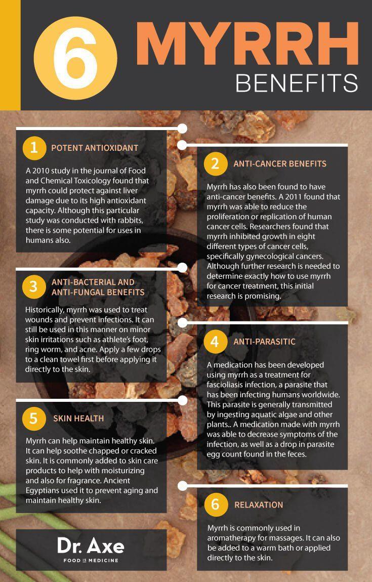 Myrrh Oil Benefits http://www.draxe.com #health #holistic #natural