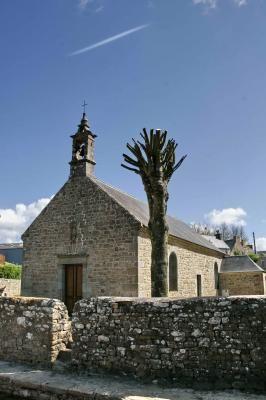 Chapelle de Prat-Coulm Plougoulm