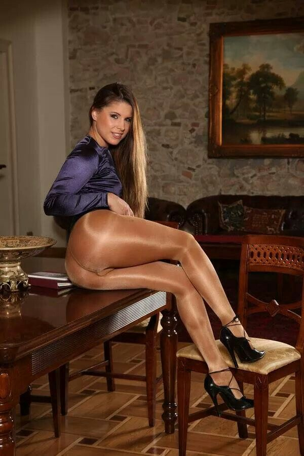 Just Her Pantyhose On Then 65