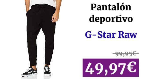 G Star Raw Motac Slim Tapered Pantalones De Deporte Para Hombre Deporteyairelibre Vadegangas Amazon Gstarraw G Star Raw Pantalones Pantalones Deportivos