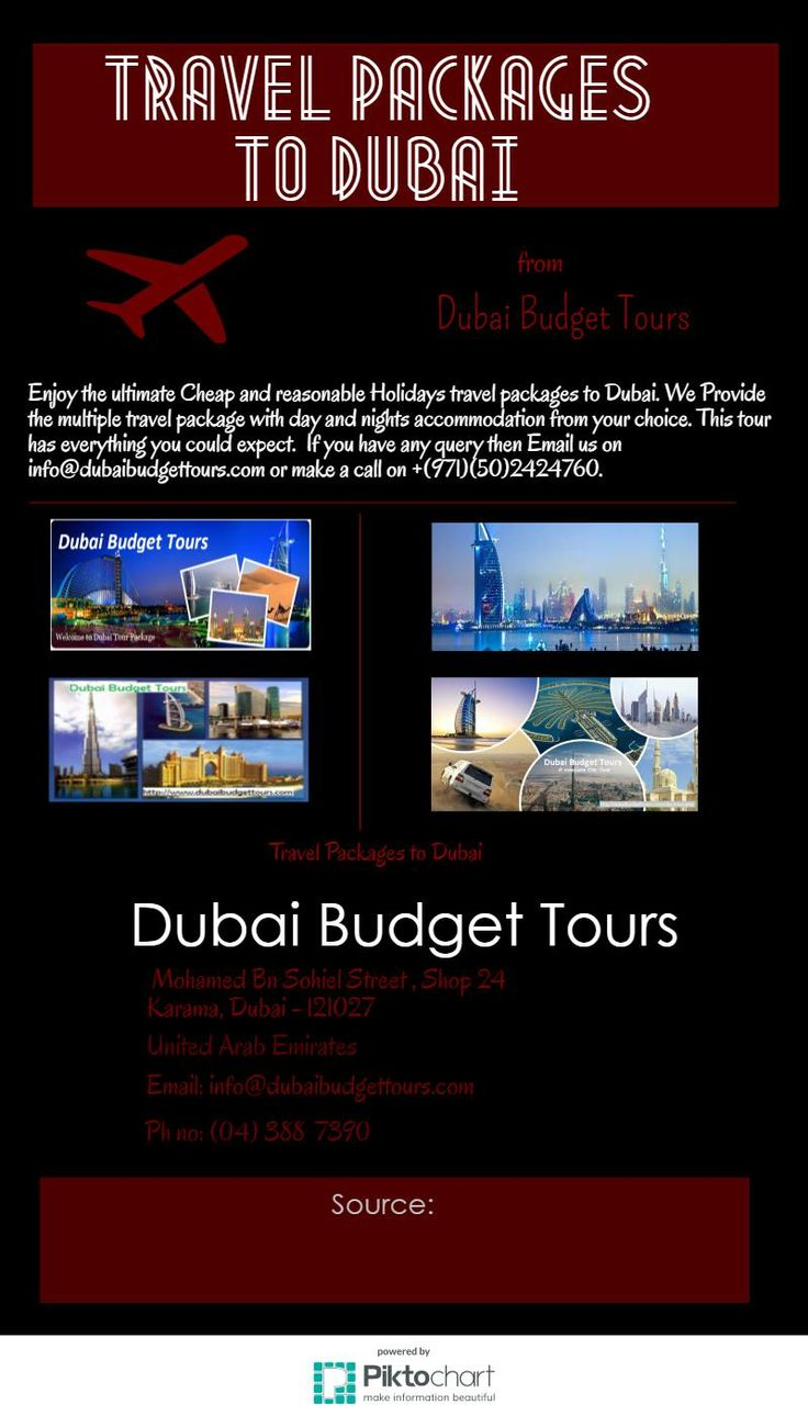 Travel Packages to Dubai - http://ow.ly/10C8UO