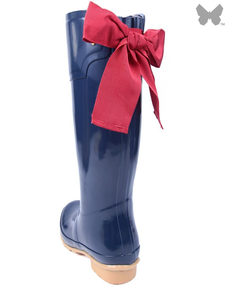 Joules Ladies' Evedon Welly Boots – Navy R_EVEDON - Ladies' Wellingtons - Ladies' Footwear - WOMEN | Country Attire
