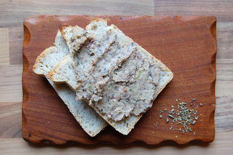 Vegetarische Leberwurst nach 5 Elemente Ernährung