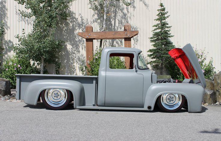 1956 Ford F100 Titan Trucks Spokane Wa