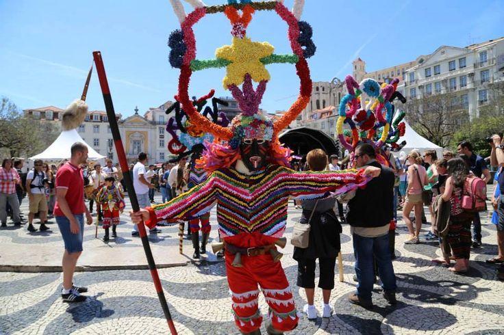 2016 | XI FESTIVAL INTERNACIONAL DE LA MASCARA IBERICA, EN LISBOA, PORTUGAL. FOTO:  PROGESTUR CULTURA (5 AL 8 MAY 2016) (960×640)