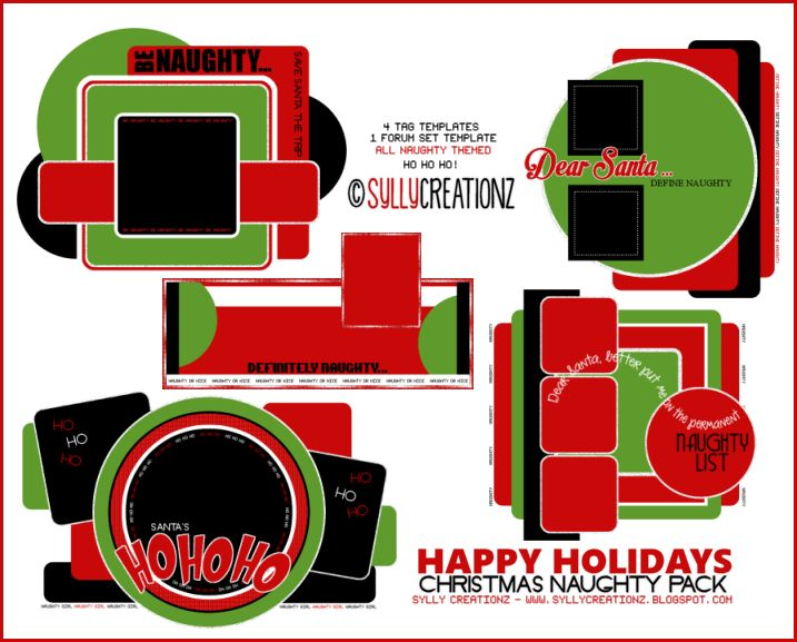 Best Xmas Tag Templates Images On   Christmas Tag