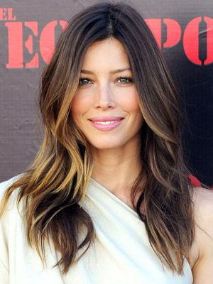 Celebrity hairstyle trend: Ombre hair color