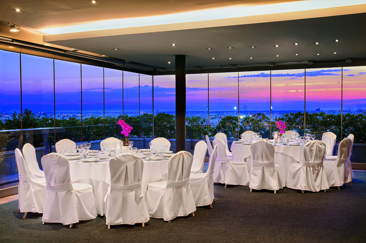Getting married?  Renewing your vows? Let's arrange for you a perfect #wedding set up with a stunning view of #Thessaloniki!