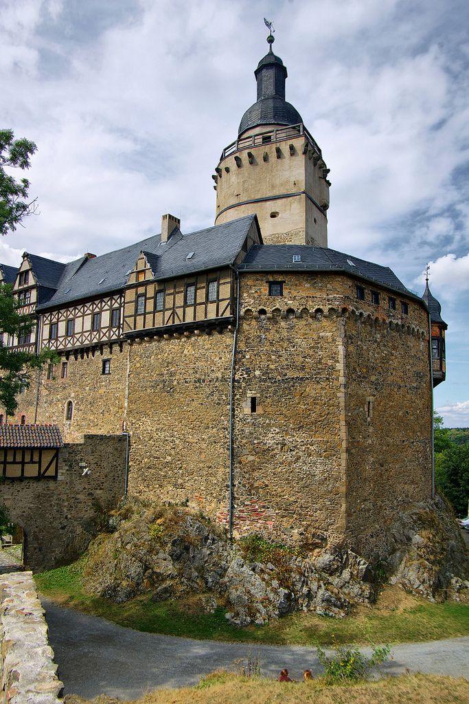 https://flic.kr/p/7WcNKF | Falkenstein | Burg Falkenstein im Selketal - Harz