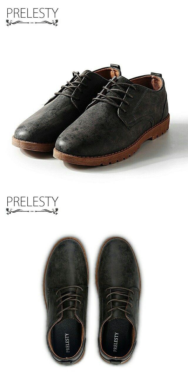 >> купить здесь << Prelesty Англия Классический Мужская Обувь Осень Зима Случайный Человек Обувь Wingtip Дизайн Кружева Ups Платформа Sapatos Masculinos