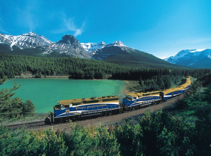 Canadians Rockies