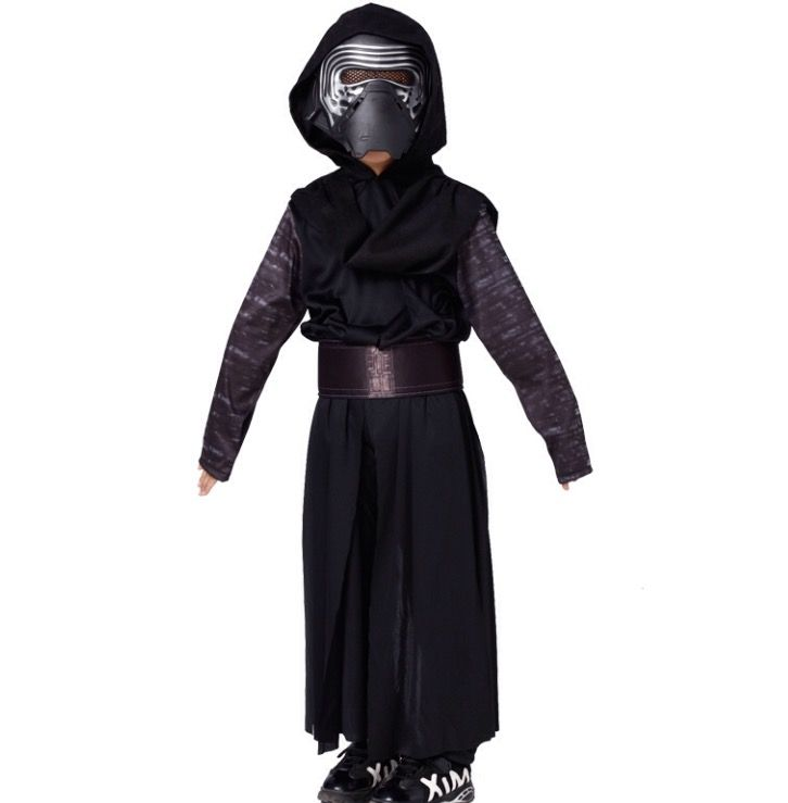 Kinder kostuum Kylo Ren Star Wars