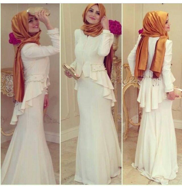 muslimfashion, Muslim wedding outfit #MuslimWedding, #PerfectMuslimWedding, #IslamicWedding, www.PerfectMuslimWedding.com