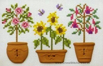 13 όμορφα σχέδια για σταυροβελονιά 13 lovely cross stitch patterns πηγή / source πηγή / source πηγή ...