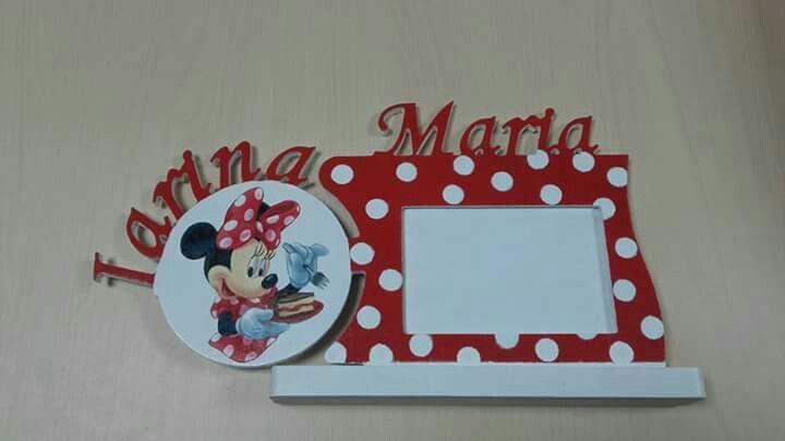 Minnie photo frame