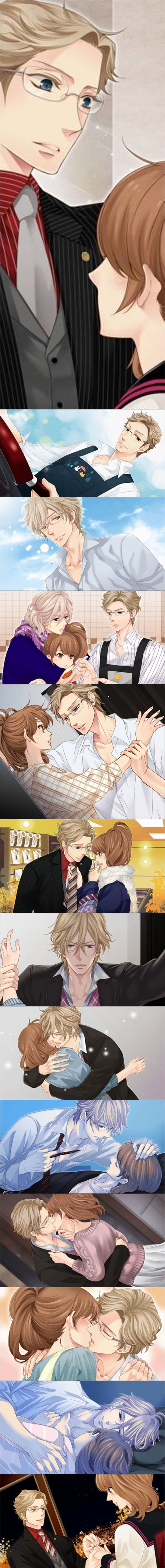 Brothers Conflict - Ukyo and Ema