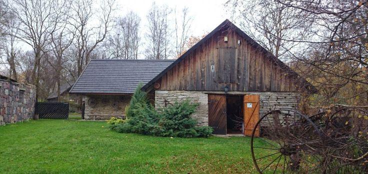 Museum of Kallavere village (article is in Estonian).