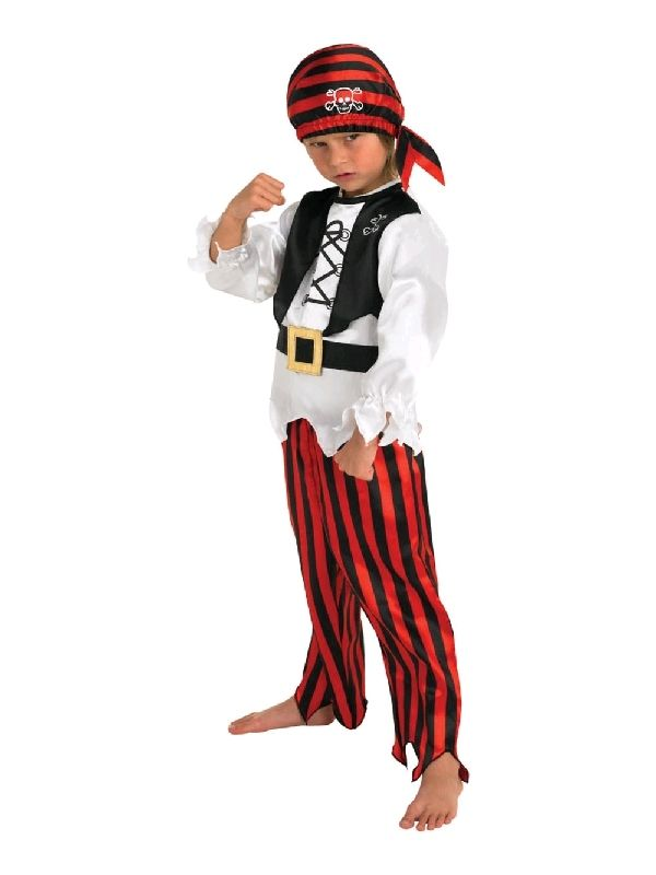 Costume Party Dress Up | Buccaneer Party Supplies | Pirate Costume Decoration