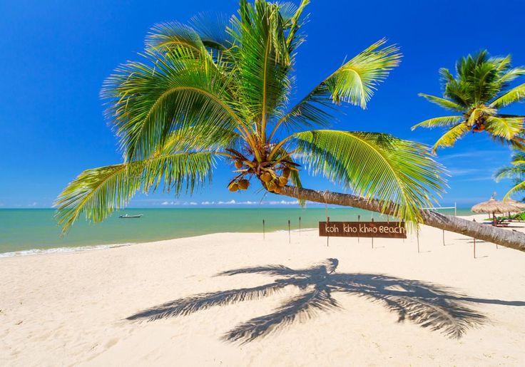 Koh Kho Khao er en skøn ø i Thailand, hvor der ikke er særlig turistet. Men strandene, palmerne og det turkisgrønne vand er lige så dejligt her som andre steder.