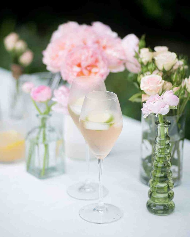 20 Ways to Throw the Prettiest Spring Bridal Shower – #springCoctailRecipesenter…