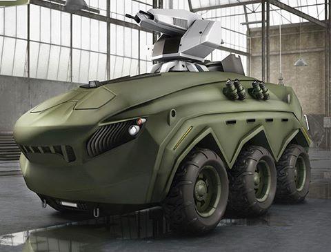 FNSS'nin Mildesign tasarım yarışmasında Türk tasarımcılar tarafından çizilmiş olan geleceğin zırhlı personel taşıcıyı aracı.(ZPT) #TÜRK