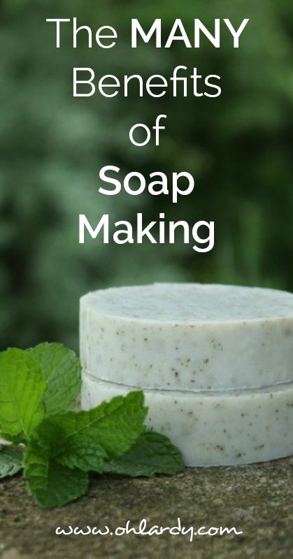 The Benefits of Soap Making - Oh Lardy :: Want some simple tips to help you detoxify your personal care products? Grab this awesome PDF with great recipes and tricks to help you: https://il313.infusionsoft.com/app/form/d2af4441b09d6f19ec3310f0908ed64d