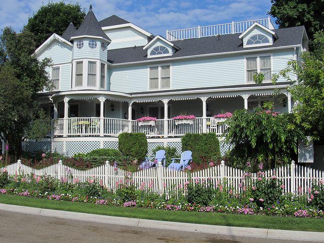 8 best mackinac island gardens images on pinterest mackinac
