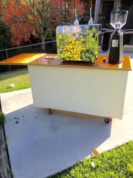 Best 25 Coffee Carts Ideas On Pinterest Mobile Coffee