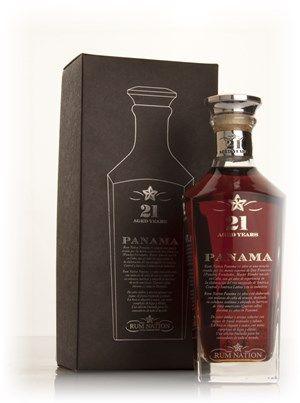 Rum Nation Panama 21 Year Old