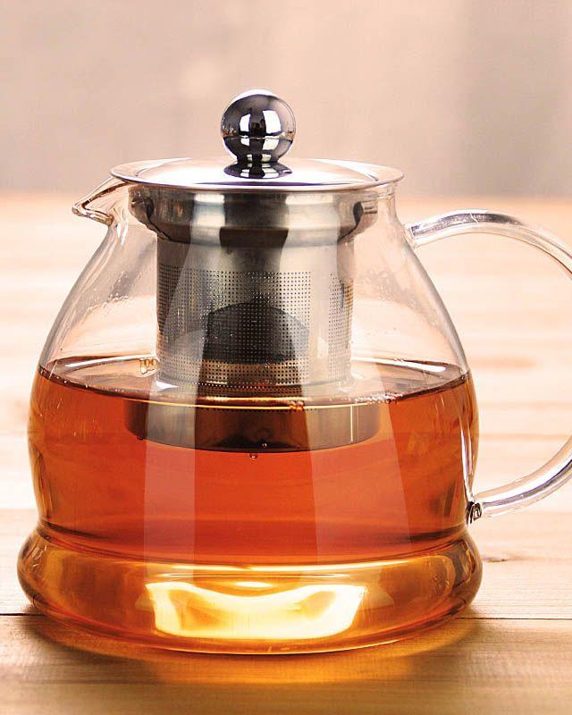 手机壳定制cultured pearls Heat transparent high capacity filter teapot