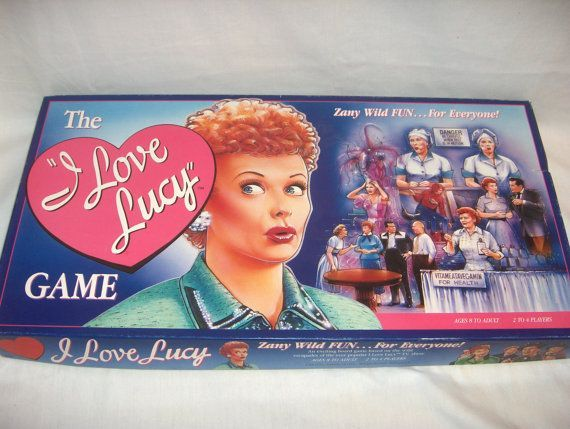 i love lucy game on facebook