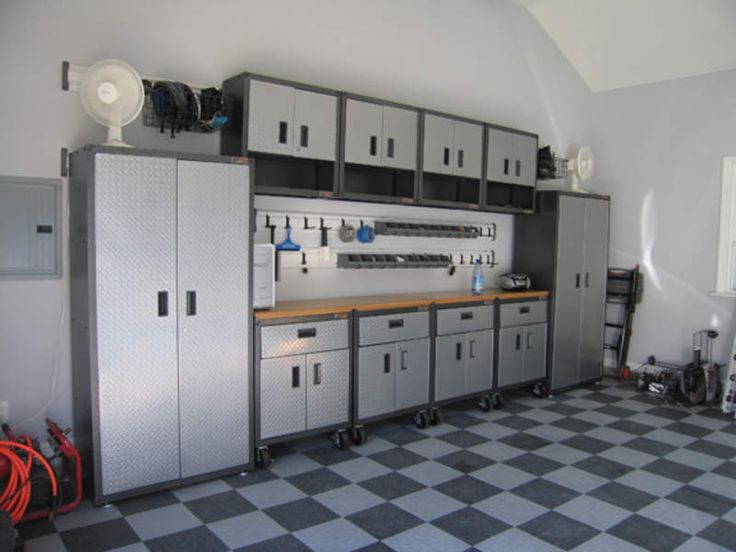 Best 25+ Metal Garage Cabinets Ideas On Pinterest