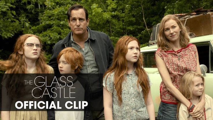 The Glass Castle  2017  Official Clip       Vision              Woody Harrelson  Naomi Watts-The Glass Castle – In theaters August 11. Starring Brie Larson, Woody Harrelson, Naomi Watts, Max Greenfield, Sarah Snook, and Robin Bartlett. Based on the b...
