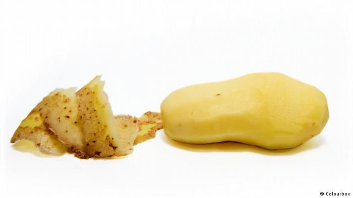 Germans insatiable love with potatoes