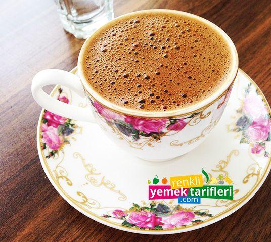 Bol Köpüklü Türk Kahvesi Nasıl Yapılır  Bol Köpüklü Türk Kahvesi Nasıl Yapılır, How to make Turkish coffee, Wie türkischen Kaffee zu machen, Как сделать турецкий кофе http://www.renkliyemektarifleri.com/bol-kopuklu-turk-kahvesi