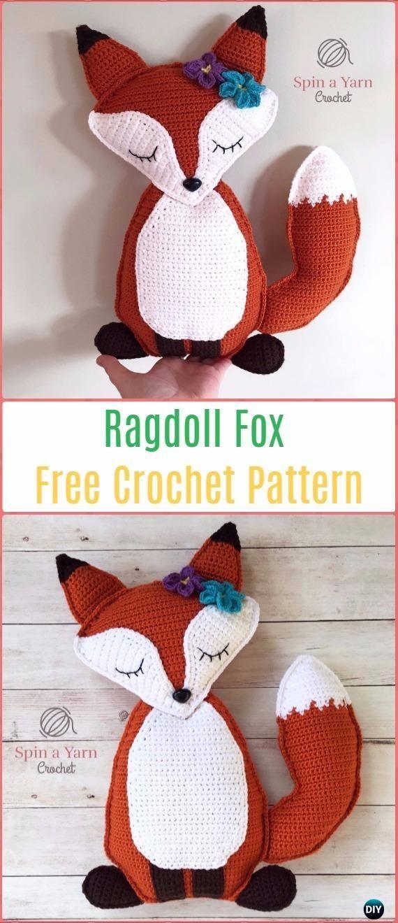 Ragdoll Spring Bunny Free Crochet Pattern • Spin a Yarn Crochet | 1320x570