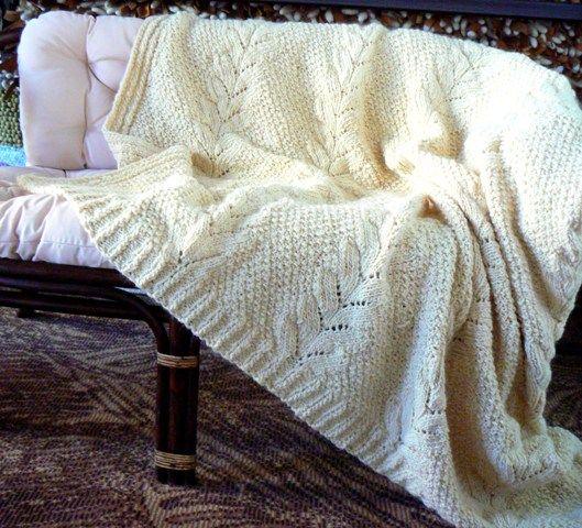 Patura lana 100% de cryssta Breslo