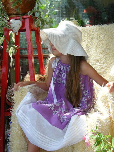 pillowcase dress & 56 best Pillowcase Dress Ideas images on Pinterest | Pillowcase ... pillowsntoast.com