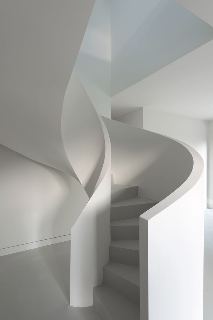 17 best ideas about concrete houses on pinterest box for Escaleras de cemento para interiores