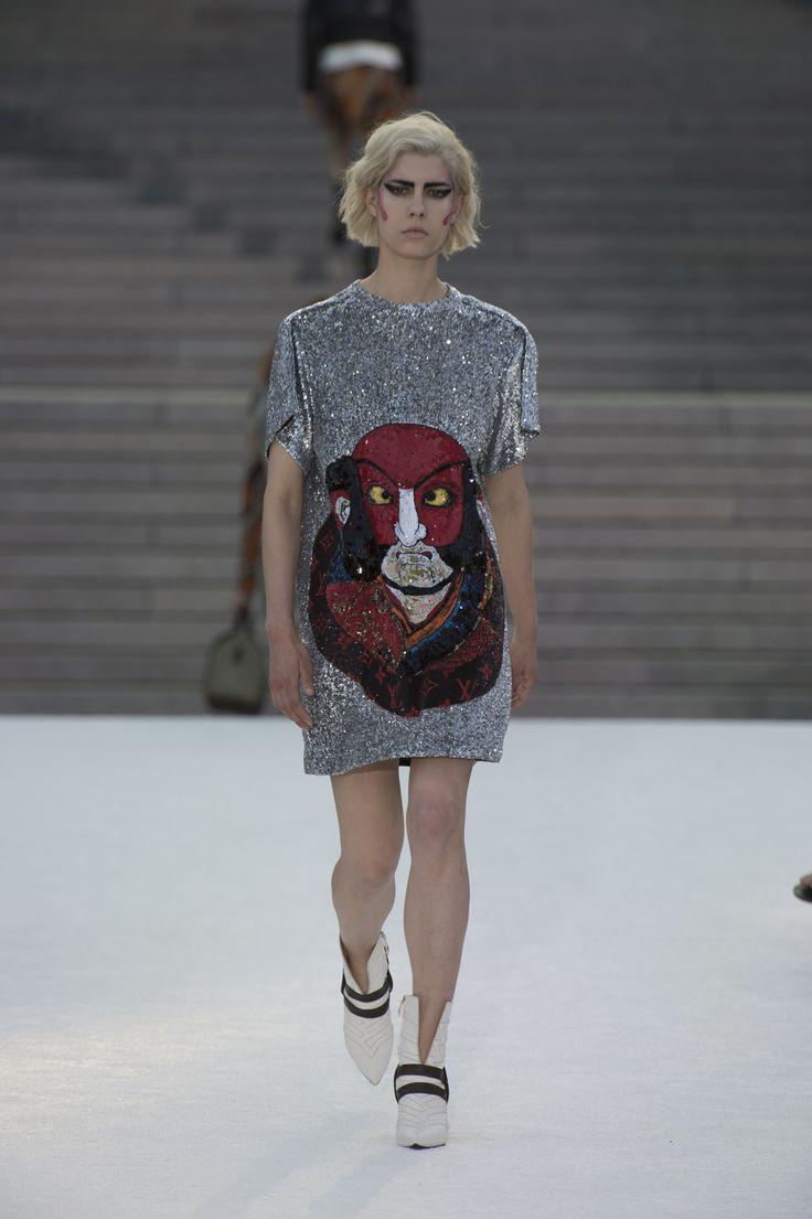 TÚNICA   Louis Vuitton PS18
