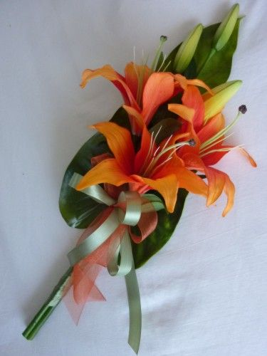 Another nice Tiger Lily bouquet