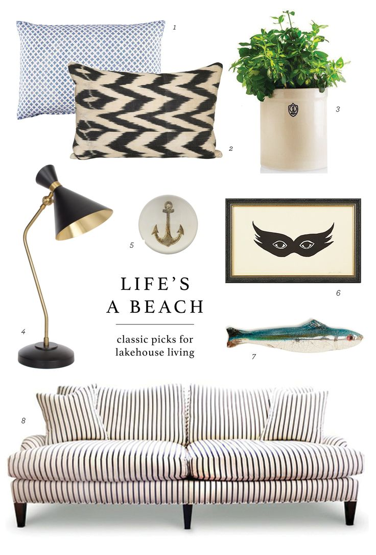 Best 25+ Striped sofa ideas on Pinterest | Striped couch, Blue ...
