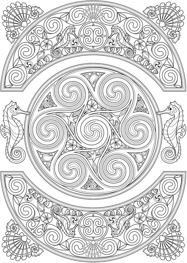 12124 best Coloring images on Pinterest   Coloring pages, Vintage ...