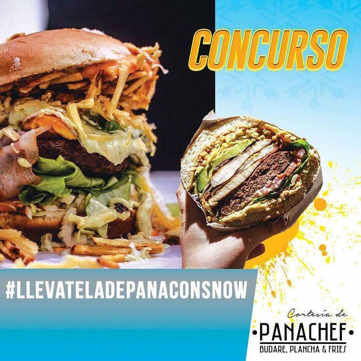 - CONCURSO  - Los Panas de @panachef  están de Aniversario por lo tanto estamos regalando una de sus - MEGA  HAMBURGUESAS Cargadas con ese sabor latino UNICO!! Para tener una de estas bellezas solo debes hacer lo siguiente>> -  Sigue a @panachef  Y a @snowentertainmentar Dale Like en la publicación. Etiqueta a 3 Amigos  Y LISTO!! - Super sencillo #SnowSeguidores ADEMAS con tu Burger te regalamos una entrada de cortesia para HOMOSAPIENS De @joserguzman  Tenes hasta el 3 de Octubre para…